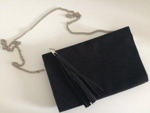 Carvela Kurt Geiger Tasche schwarz neu Abendtasche Clutch