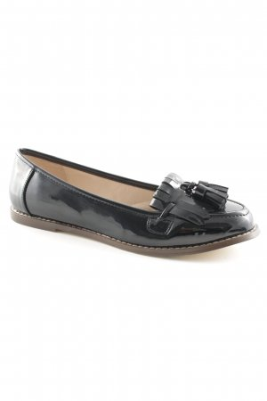 Carvela Lackballerinas schwarz Business-Look
