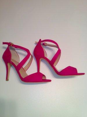 Carvela Sandaletten Gr. 38 in Pink