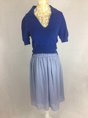 Carven Kleid mit Strickoberteil