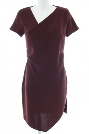 Carven Shortsleeve Dress red business style