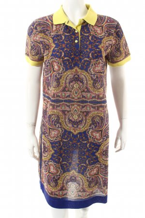 Carven Polokleid Paisleymuster Casual-Look