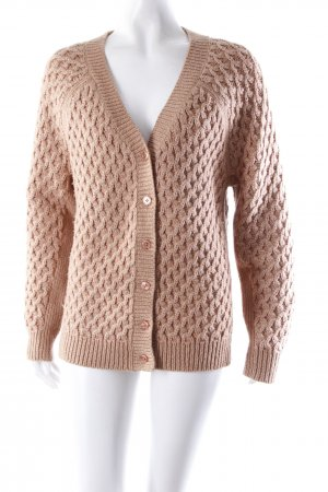 Carven Strickjacke beige