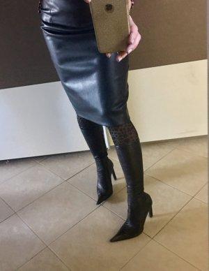 Casadei la milla Luxus Stiefel weichstes Nappa Leder Mailand gr 38 npr über 500