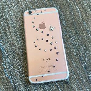 Case für das iPhone 6/6s mit Swarovski-Kristallen