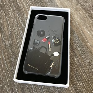 Case für das iPhone 7/6s/6 im CHANEL-Style