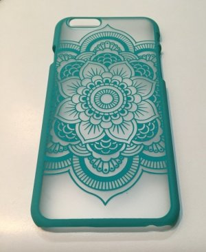 Case Hülle iPhone 6 / 6s neu matt Türkis