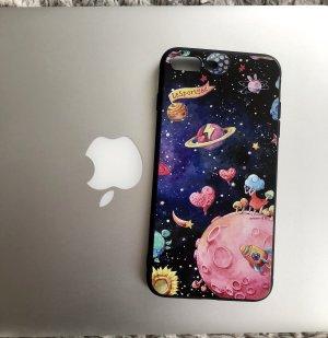 Étui pour téléphone portable multicolore