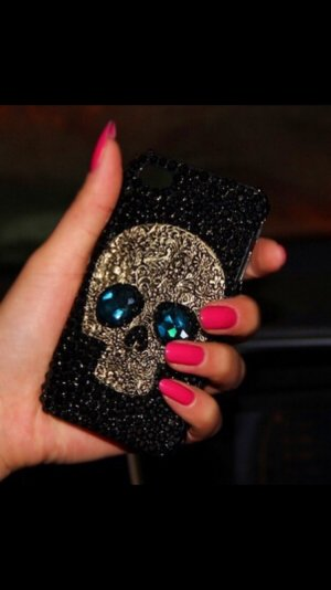 Case Hülle Strass iPhone 6 / 6S