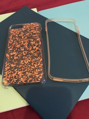 Mobile Phone Case rose-gold-coloured