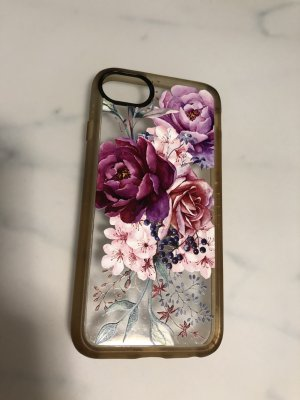 Casetify iPhone 7 Hülle handyhülle Case Blumen flowers