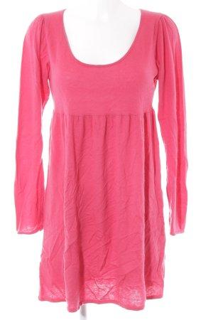 CASHFLOW Strickkleid pink Casual-Look