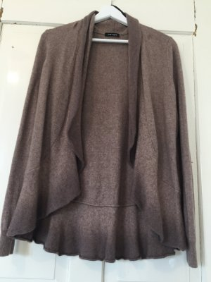 Cashmer/ Wolle Cardigan