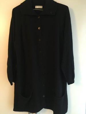 Cashmere long cardigan