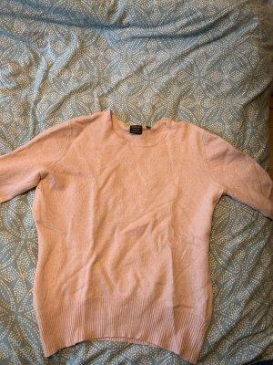 Adagio Sudadera de cachemir rosa