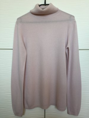 Cashmere Pullover in Farbe Rosé, Größe L