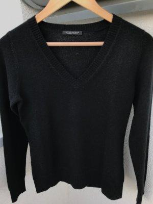 Cashmere Pullover schwarz