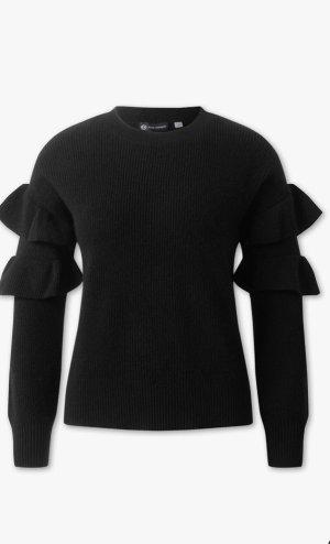 Cashmere Pullover schwarz Größe S