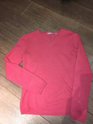 Cashmere Pullover, V-Ausschnitt, schöner Schnitt