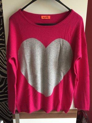 Cashmere Pullover vom Label Miss Goodlife
