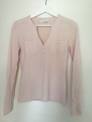 Allude Cashmere Jumper pink-light pink