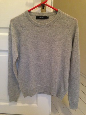 Vero Moda Jersey de lana gris claro Lana
