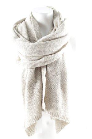 Cashmere Wollschal beige Casual-Look