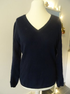 (The Mercer) NY Cashmere Jumper dark blue