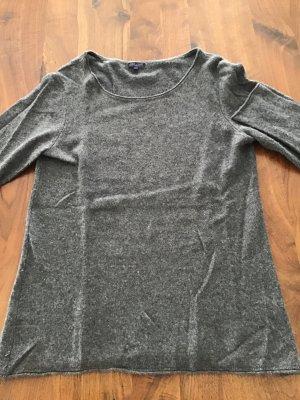 Darling Harbour Wool Sweater grey-dark grey