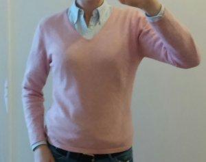 Cashmerepullover *perfekte Frühjahrsfarbe*