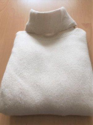 Strenesse Cashmere Jumper natural white cashmere
