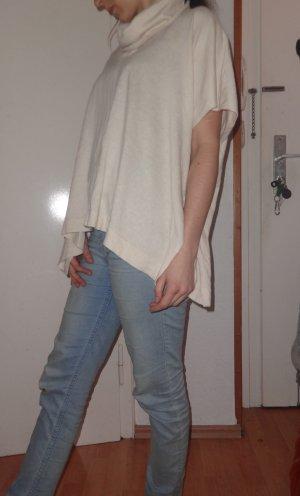 Massimo Dutti Turtleneck Shirt multicolored cashmere