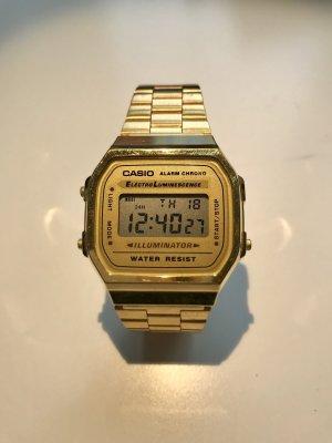 Casio Digital Watch gold-colored