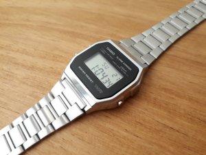 CASIO Armbanduhr (Chronograph Collection) silb.