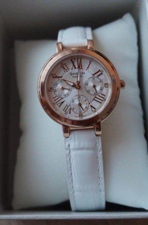 Casio Armbanduhr sheen mit Swarovski Kristallen NEU
