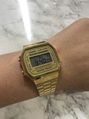 Casio Damen Uhr Gold 1572 A168