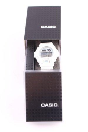 """Casio Digitaluhr """"G-Shock"""" weiß"""