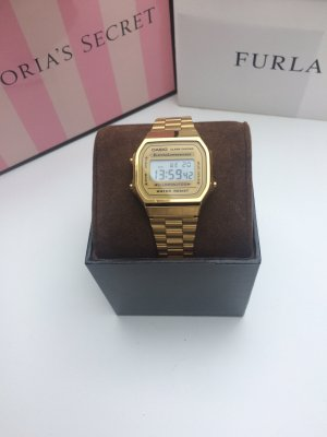 Casio Digitaluhr gold