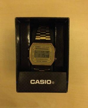 Casio Uhr Gold wasserdicht