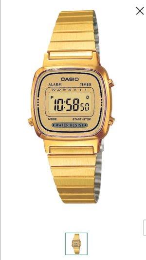 Casio Watch gold-colored