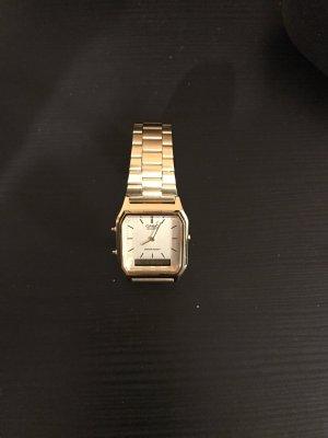 Casio Uhr in Gold Unisex