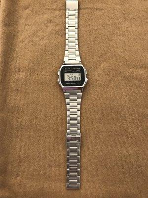 Casio Uhr Silber