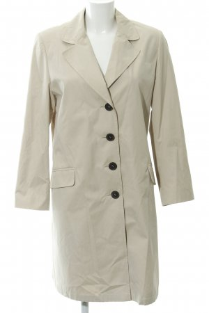 Cassani Trenchcoat creme Business-Look