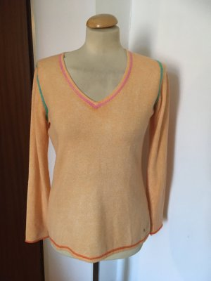Cassis V-Neck Sweater multicolored