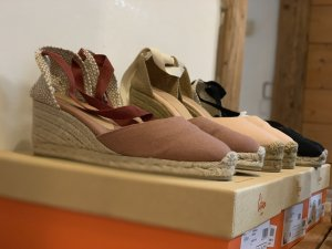 Castañer Platform High-Heeled Sandal multicolored