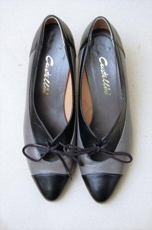 Castellini - Vintage Leder Schuhe