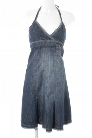 Castro Jeanskleid blau Casual-Look