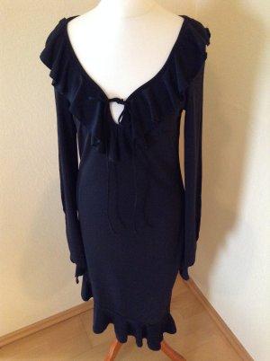 Castro Kleid Flamenco, schwarz, Gr. 34, wie neu