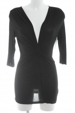 Castro Long Shirt black party style