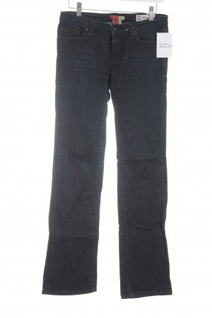 Castro Straight-Leg Jeans dunkelblau Street-Fashion-Look